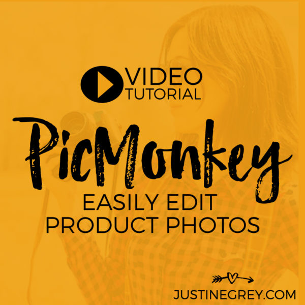 How to Easily Edit Product Photos with PicMonkey