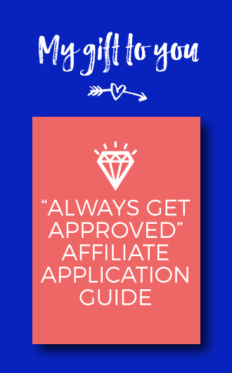 affiliate application guide