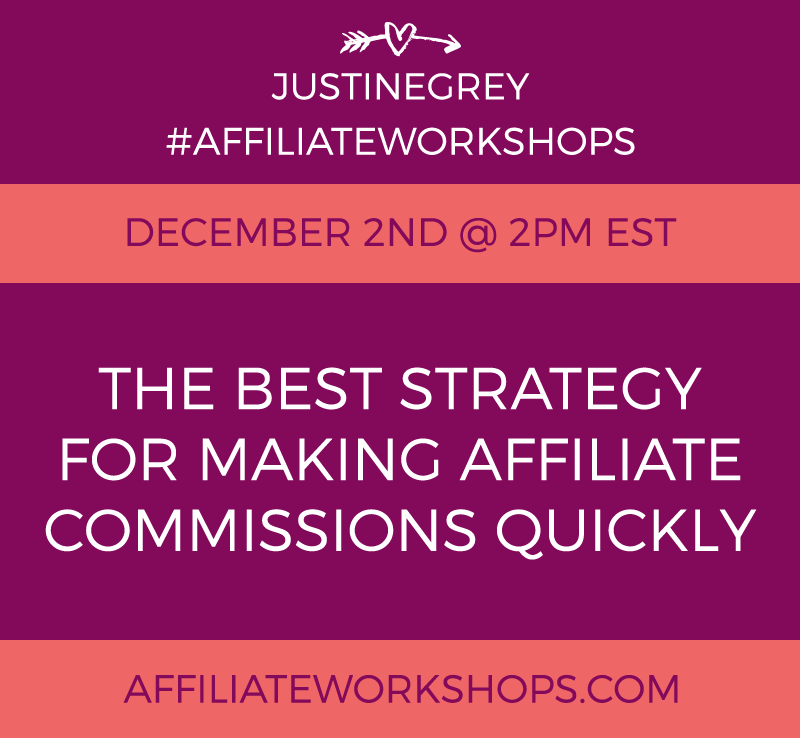 Affiliate Workshops: The Best Strategy For Making Affiliate Commissions Quickly