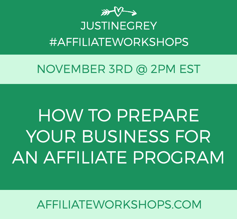 Affiliate Workshops: How to Prepare Your Business for an Affiliate Program
