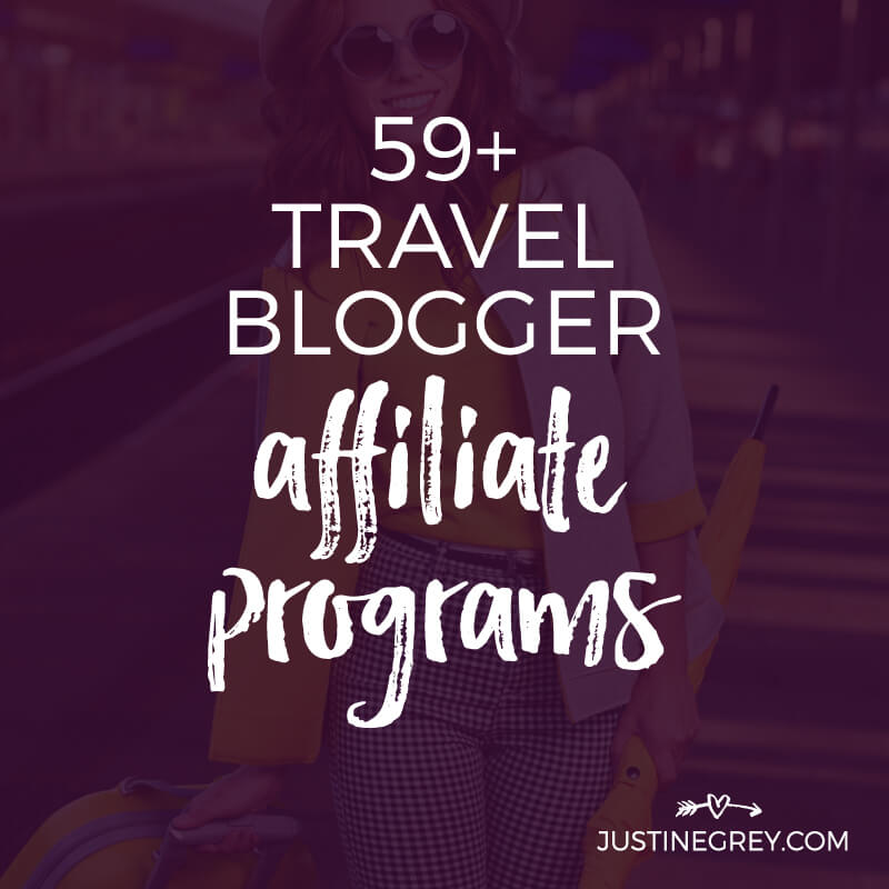 59+ Travel Affiliate Programs for Nomad and Travel Bloggers